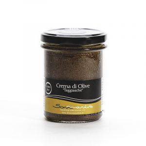 Crema di olive 180g sommariva pestoenoci