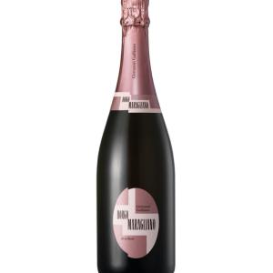 Brut Rosé Millesimato Vino Spumante - pesto e noci - borgo maragliano