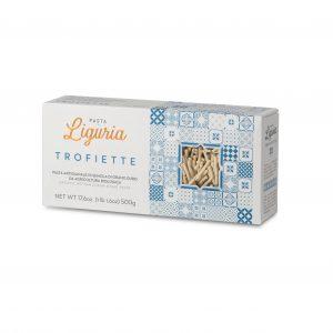 Trofiette - Pasta di Liguria Pestoenoci